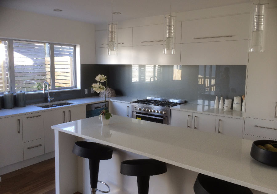 Glass Splashbacks Auckland Bathroom Kitchen North Shore
